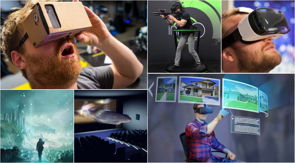 Where to Watch VR Videos
